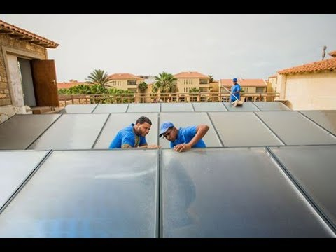 About the Greener Hotels project in Cabo Verde
