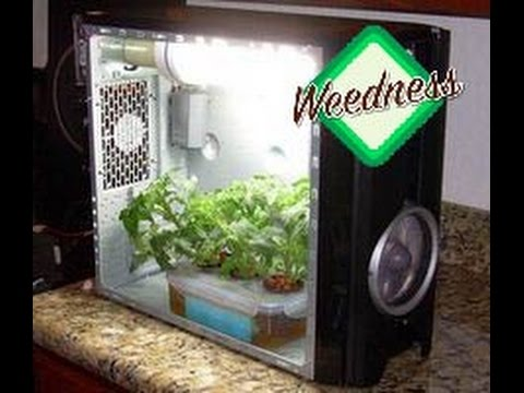 indoor stealthgrow leiser ventilator f r growbox selber gebaut youtube. Black Bedroom Furniture Sets. Home Design Ideas