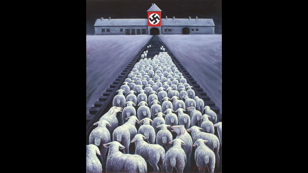 The Animal Holocaust depicted through Art. - YouTube