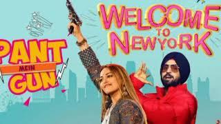 Pant Mein Gun - Diljit Dosanjh , Welcome to Sajid - Wajid, Diljit Dosanjh & Sajid Khan