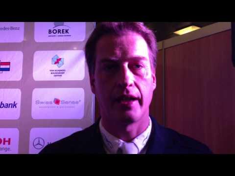 Marc Houtzager over zijn plaatsing voor de wereldbekerfinale
