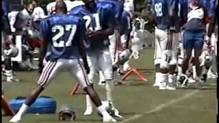Patriots Training Camp with Bill Parcels (1993)