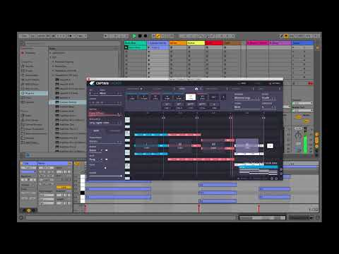 Captain Chords: In depth tutorial on how to write your own Chord Progressions in Ableton Live