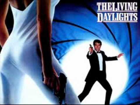 007 The Living Daylights Soundtrack