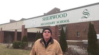 Save Sherwood School Project