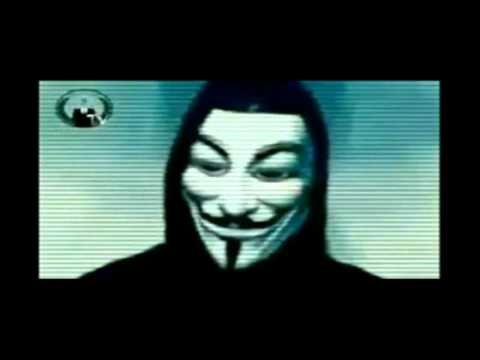 Anonymous - Message to the media of Estonia