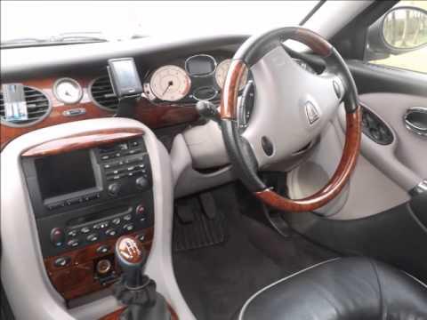 rover 75 connoisseur se diesel estate youtube. Black Bedroom Furniture Sets. Home Design Ideas