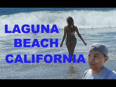 I Love Laguna Beach, California  Pinoy in America Vlog #80
