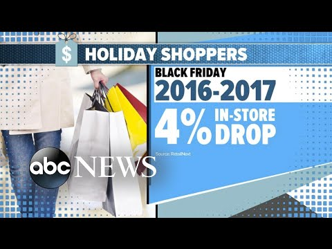 Black Friday shopping strategies: Online prices rival in-store this year