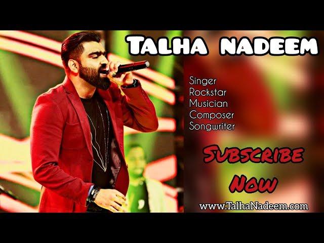 Talha Nadeem - Showreel (2013-18)