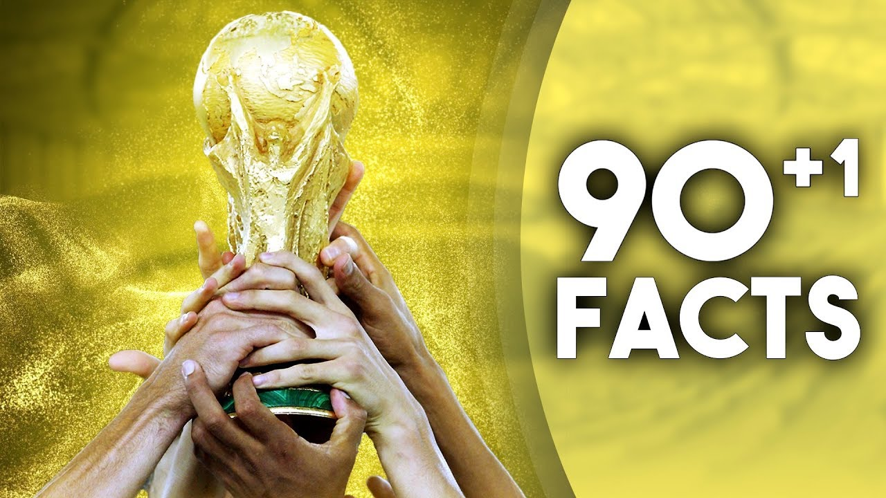 90+ Facts About The World Cup!