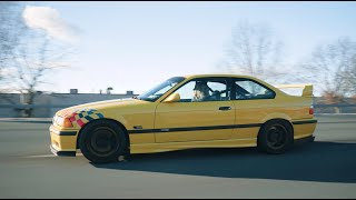The Perfect Match: MOMO Heritage 6 Wheels for BMW E36 M3 | MOMO Motorsport