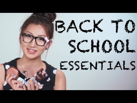 Back to School Beauty Essentials - Top10 Must Haves!!!