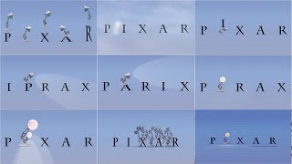Best Effects Part-1 Spoof Pixar Lamp Luxo Jr Logo | Top 9