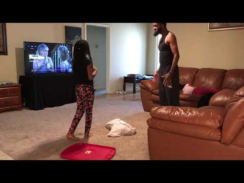 Competitive Parent Part 4!! Wrestling Daughters 😳👀 thumbnail