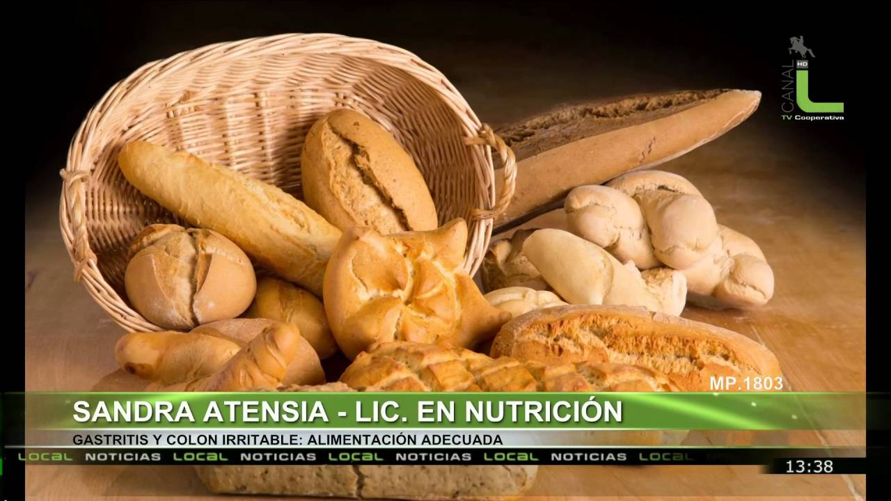 Dieta para gastritis cronica y colon irritable