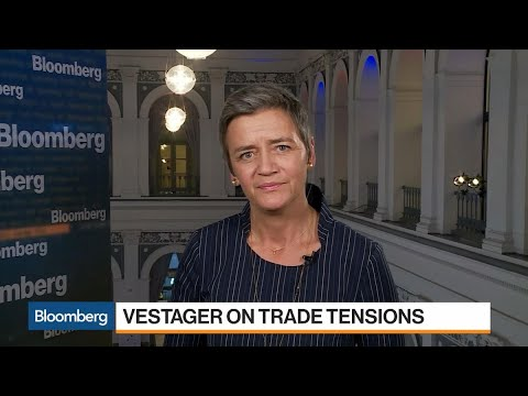 Siemens-Alstom Probe Outcome 'Not a Given,' EU's Vestager Says