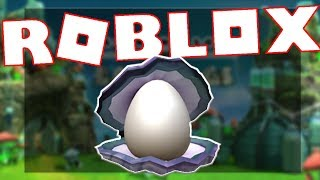 ROBLOX - How To Get The Pearl Egg/Roblox Egg Hunt 2017