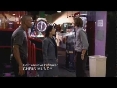 Spencer Reid y Morgan: Mentes Criminales 3x05
