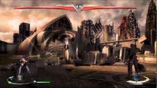 Injustice Gods Among Us Ultimate Edition PC | Ultra settings | GTX 750 ti | AMD FX 6300