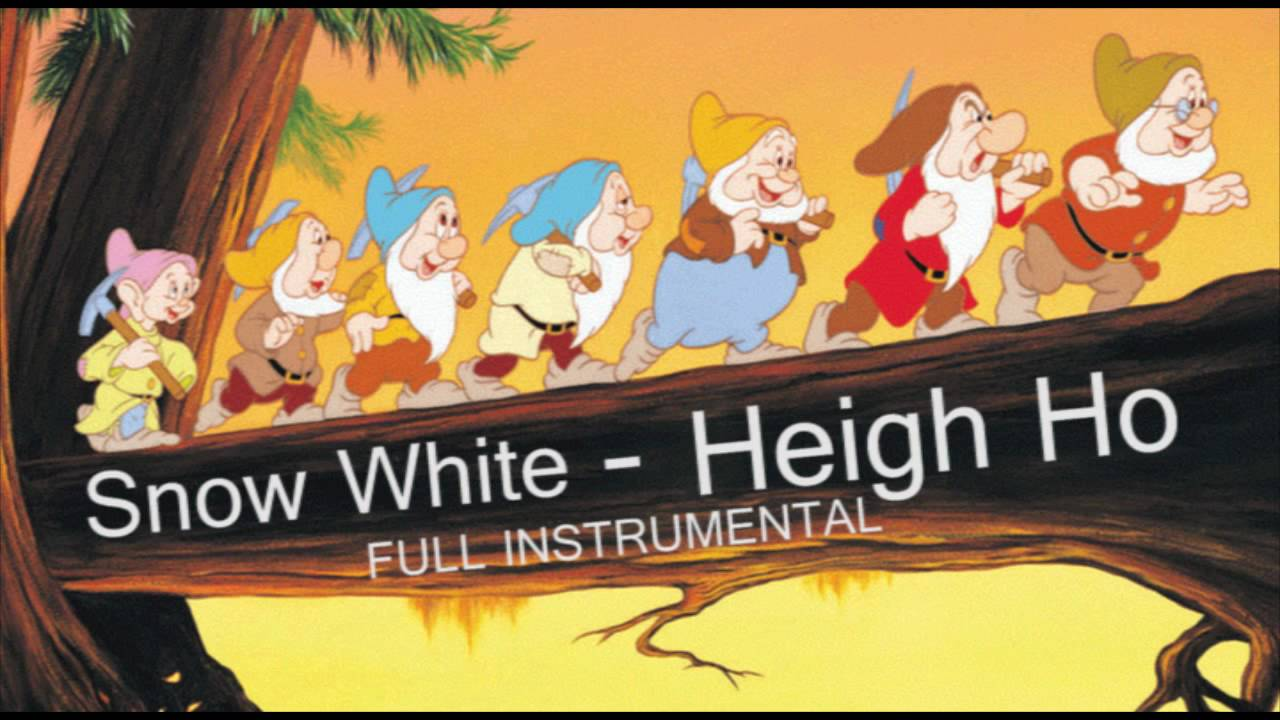 heigh ho full instrumental no whistling youtube. Black Bedroom Furniture Sets. Home Design Ideas