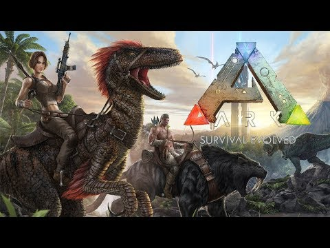All Ark Survival Evolved DLC and Game Trailers! -Ark Survival Evolved