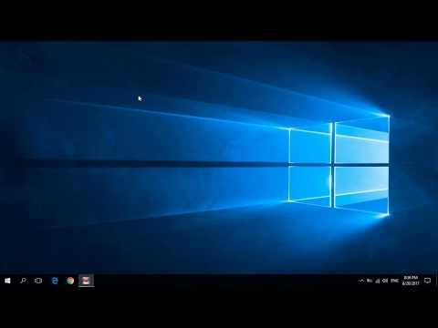 如何顯示桌面電腦和資源回收筒圖標- Windows 10
