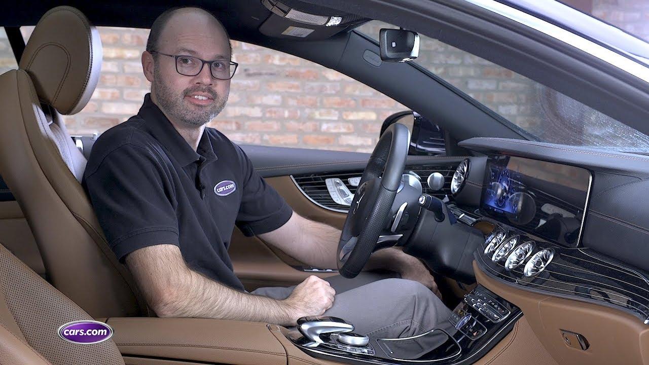 MercedesBenz E Cool Features Carscom YouTube - Cool car features