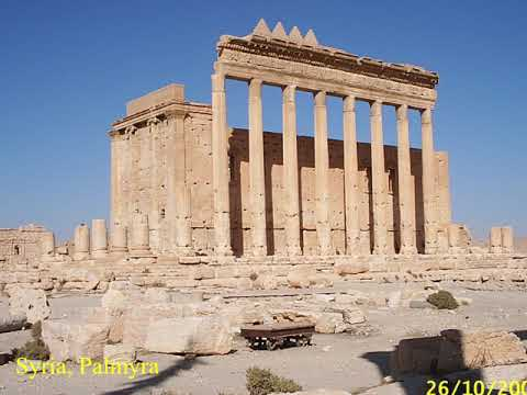 2005 Syria, Palmyra, The Greek and Roman Site