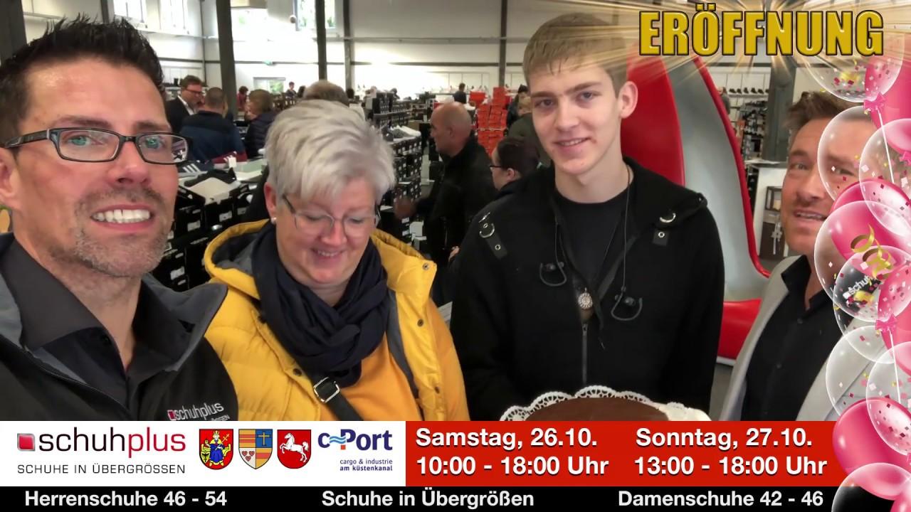 """""""Schuhe gegen Kuchen"""" Aktion bei Eröffnung von schuhplus ..."""