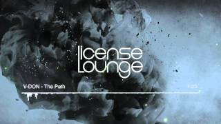 v don the path beat instrumental exclusively on license lounge