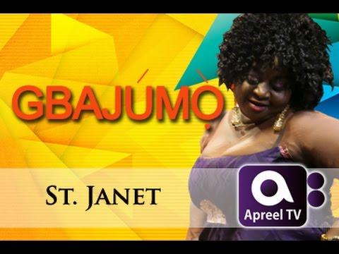 St. Janet on GbajumoTV