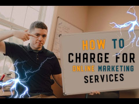 What You Should Charge For Monthly Online Marketing Services [Part 4]