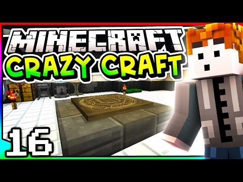 Minecraft: Crazy Craft 3.0 - Episode 16 - EQUIVALENT EXCHANGE! (EE3 Mod)