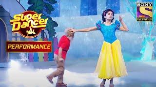 Mishti और Akash ने दिया धमाकेदार Performance | Super Dancer Chapter 2