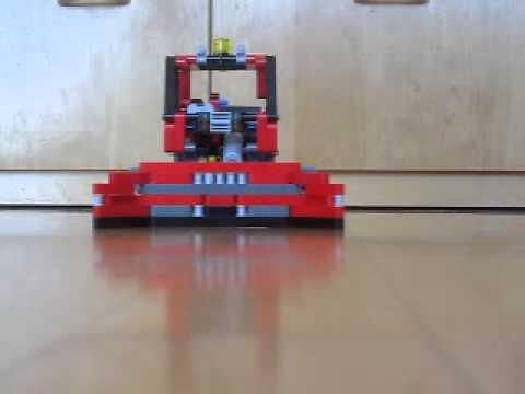 LEGO Technic 4x Verbinder Gummi Achs Kreuz Feder Dämpfer schwarz 45590