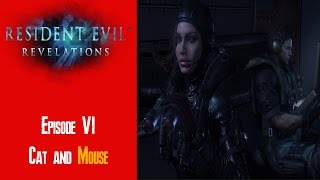 Ep 6: Cat And Mouse - Resident Evil Revelations [3DS] [#07]