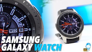 ⌚️ Chytré hodinky Samsung Galaxy Watch: Co mě na nich naštvalo? | WRTECH [4K] (CZ Recenze/Review)