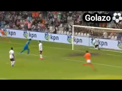 Holanda sub 22 vs Mexico Sub 22 5-1 Resumen Amistoso 2019