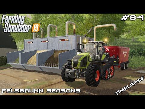 Building Forage Mixer   Animals on Felsbrunn Seasons   Farming Simulator 19   Episode 84