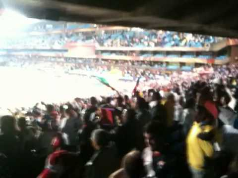 USA @ Pretoria after final wistle