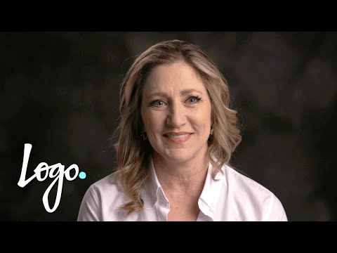Edie Falco on LGBT Icon Harvey Fierstein  Trailblazer Honors  Logo