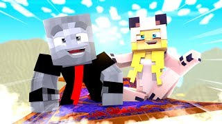 ISY, LARS und der FLIEGENDE TEPPICH?! - Minecraft [Deutsch/HD]
