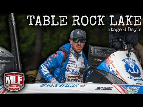 Table Rock MLF BPT. Proposal, Fan Meetup, Casting Contest and Day 2
