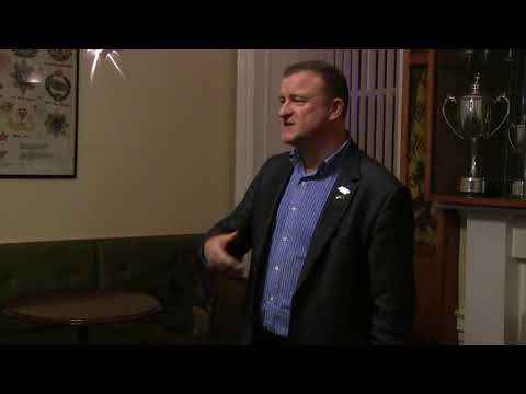 Drew Hendry MP - Brexit Public Meeting Nairn 6th November 2018