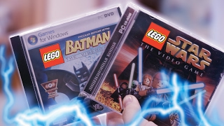 ИГРЫ НА ВЫНОС #1- LEGO STAR WARS THE VIDEO GAME, LEGO BATMAN THE VIDEO GAME.(Это обзор на игры LEGO STAR WARS THE VIDEO GAME, LEGO BATMAN THE VIDEO GAME., 2017-02-15T16:12:06.000Z)