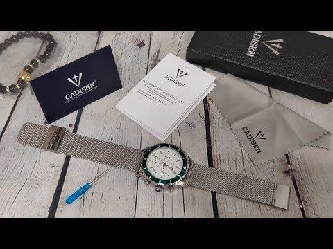 Крутые часы с Алиэкспресс CADISEN C9067