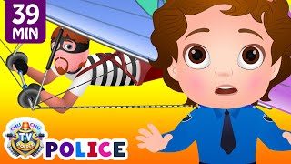 ChuChu TV Police Save the Kites from Bad Guys in the Kids and Kites Festival | ChuChu TV Kids Videos