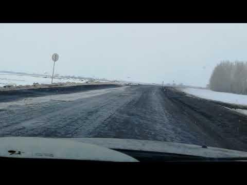Дорога Жердевка - Токаревка, Тамбовская область