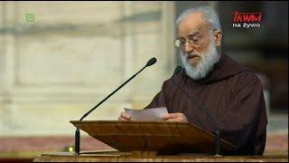 Kazanie wygłoszone przez o. Raniero Cantalamessa, OFMcap w czasie Liturgii Wielkiego Piątku
